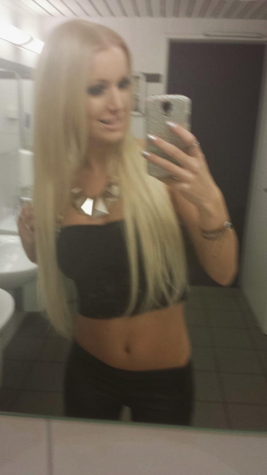 verliere kleine haare nach blondierung