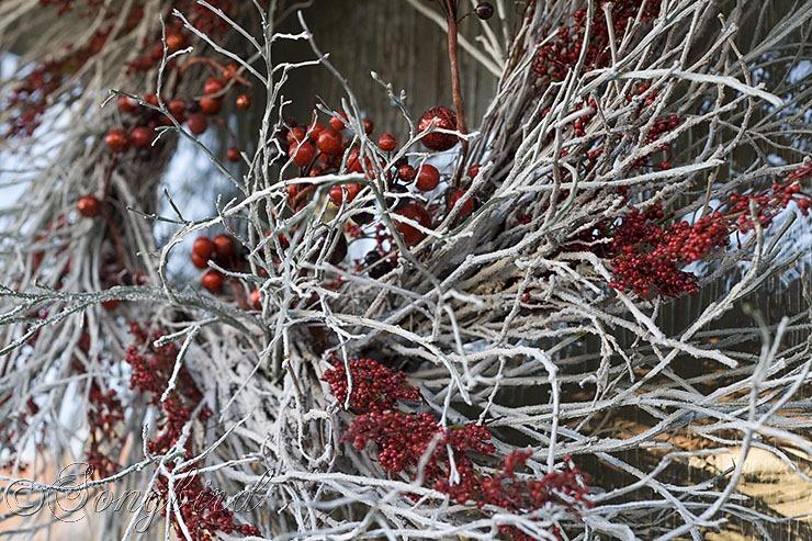 Songbird Christmas Wreath 1