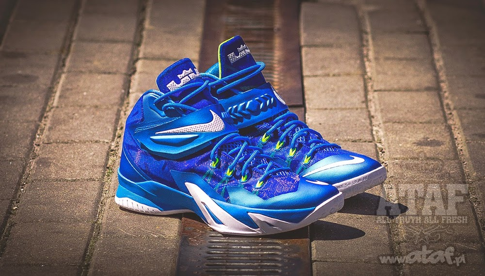 buy popular 48af2 97e98 ... Available Now Nike Zoom LeBron Soldier VIII 8 Sprite