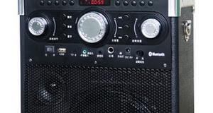 Loa Daile S8 (Tặng 1 micro không dây) - có bluetooth