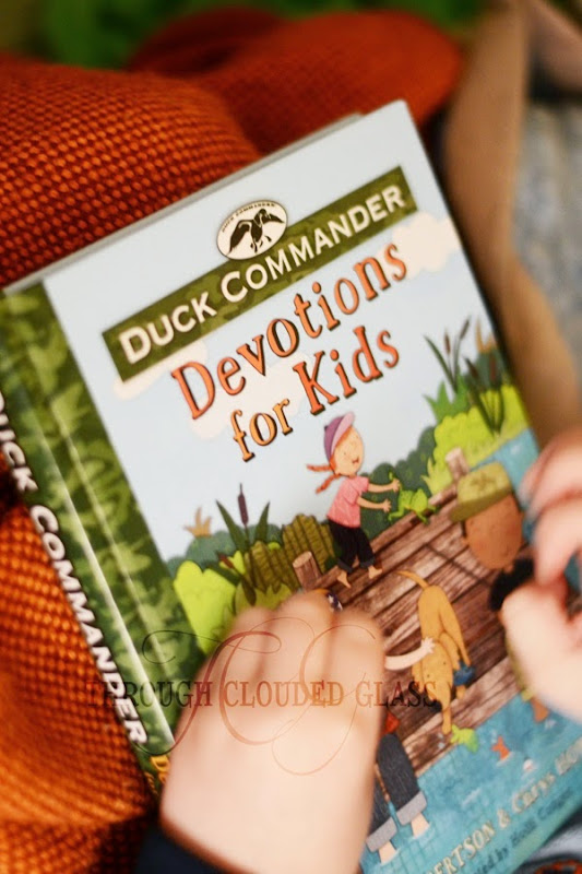 Duck commander kids devotional