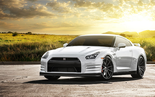 Amazing Nissan GTR Car