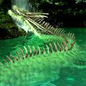 Ground Dragon Waterfall logo