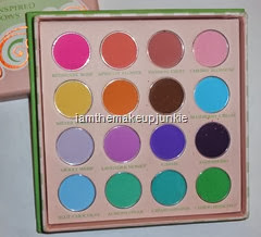 Creme de Couture Eye Shadow Palette