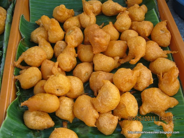 Panlasang Pinoy No Bake Cassava Cake