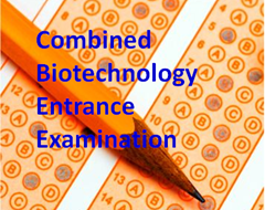 Combined Biotechnology Entrance Examination