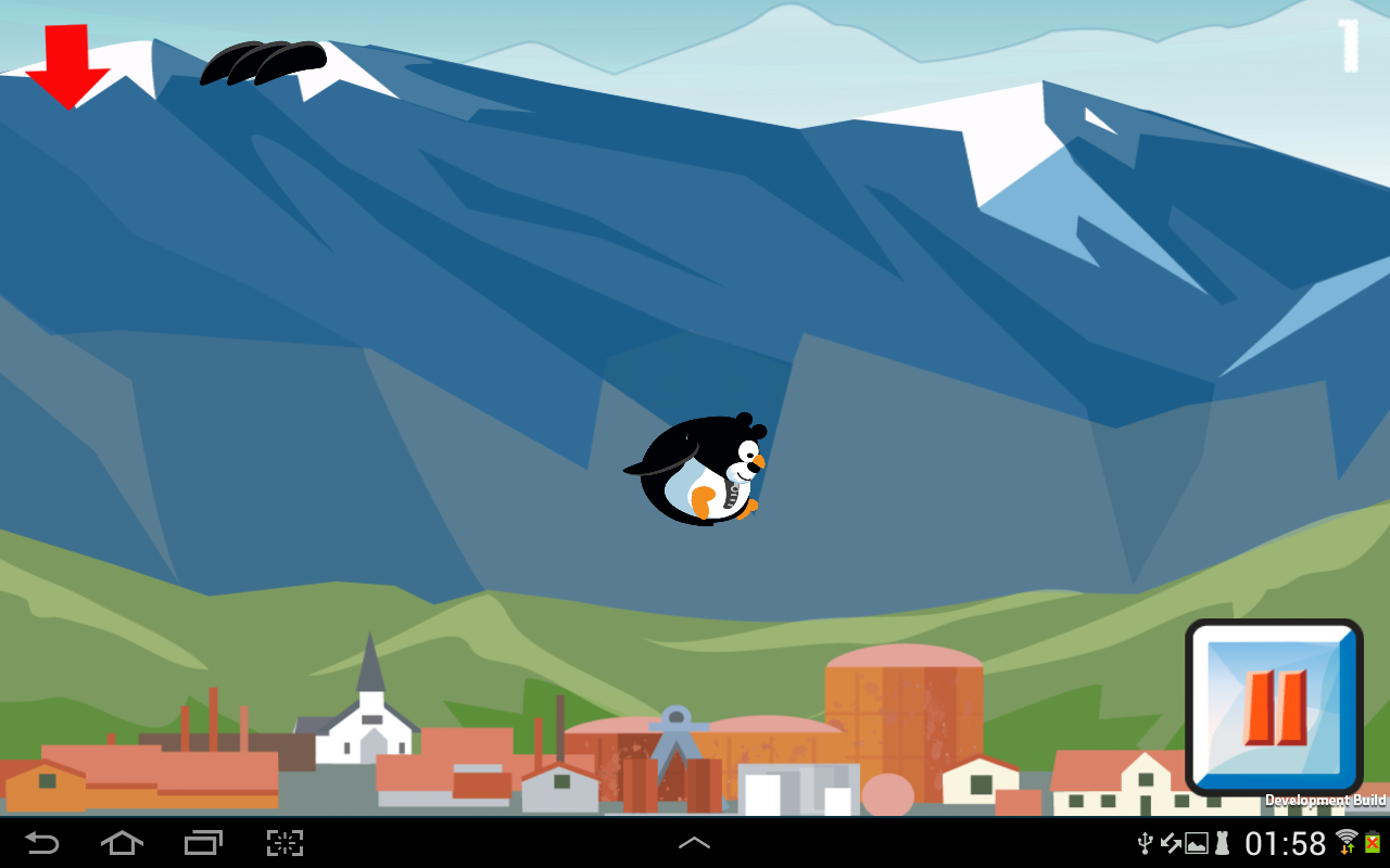 Pengbears- screenshot
