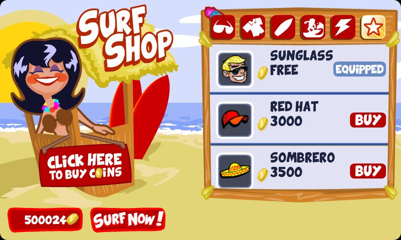 Wave Riders- screenshot
