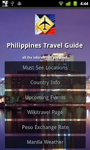 Philippines Travel Guide- screenshot thumbnail