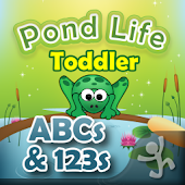 Toddler ABCs & 123s Pond Life