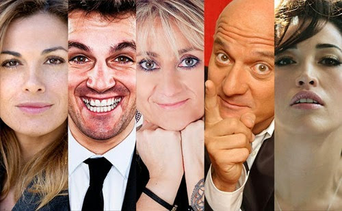 Italia's Got Talent 6 il cast