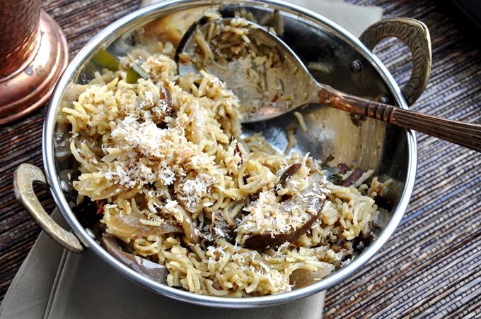 brinjal coconut rice 035
