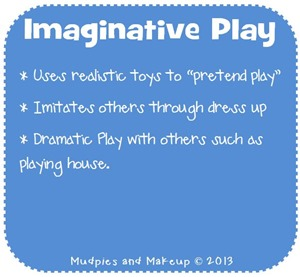 Preschool Imaginative Play