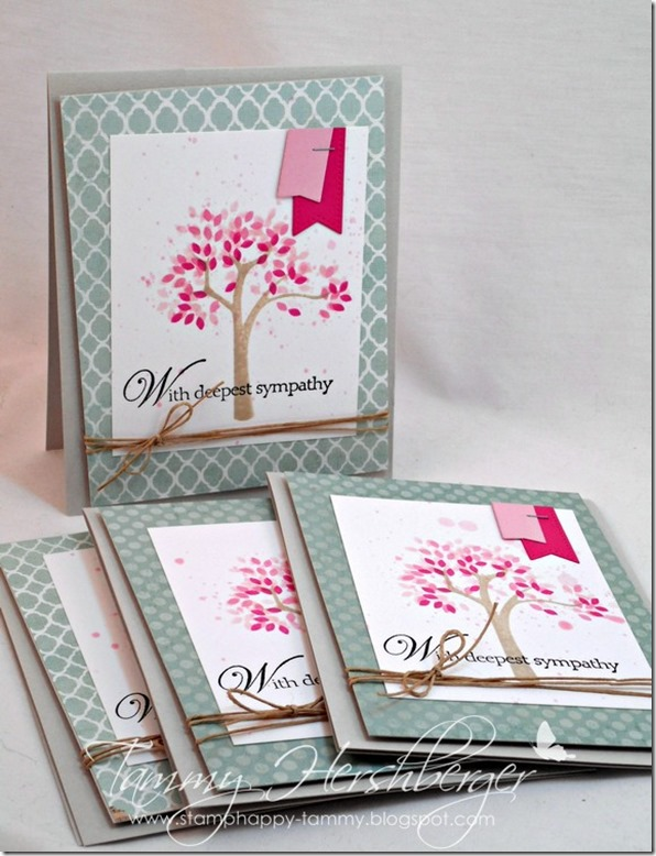 Card Set 5 for Mom by Tammy Hershberger