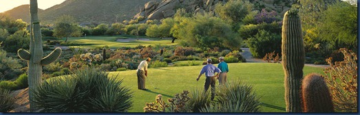 The Boulders Golf Club Hole #7 Carefree, Arizona