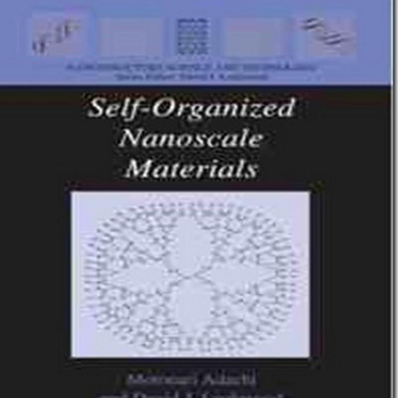 Self-Organized Nanoscale Materials, 2006