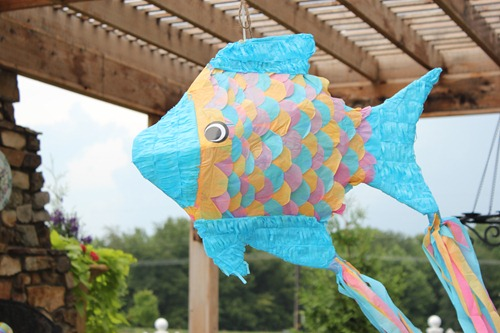 Under the Sea Party - Fish Pinata