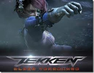 The Fun Tekken Blood Vengeance 2011 English Full Movie