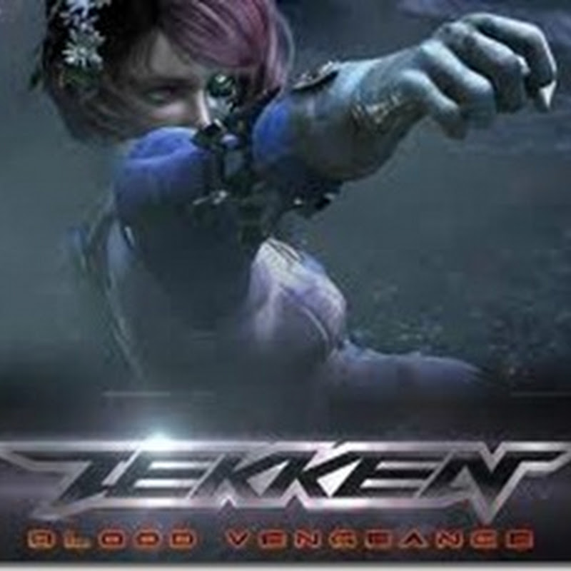 The Fun Tekken Blood Vengeance 2011 English Full Movie