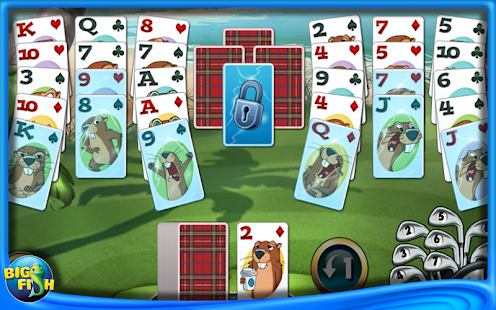 Fairway Solitaire! Screenshot 4