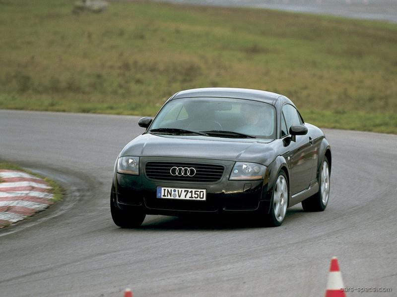 2002 audi tt coupe specifications pictures prices. Black Bedroom Furniture Sets. Home Design Ideas