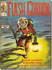 P00023 - Flash Gordon v1 #23
