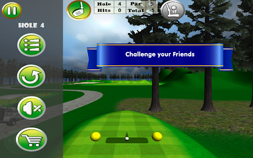 Ultimate Golf Tour- screenshot thumbnail