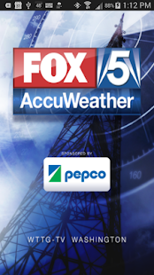 FOX 5 Weather - screenshot thumbnail