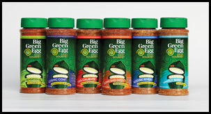 Big Green Egg Seasoning