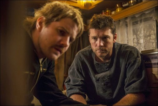jim sturgess and sam worthington in KIDNAPPING FREDDY HEINEKEN_