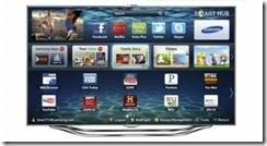 Sansung TV UNIS 8000