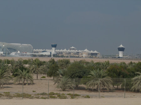 Aeroport Abu Dhabi