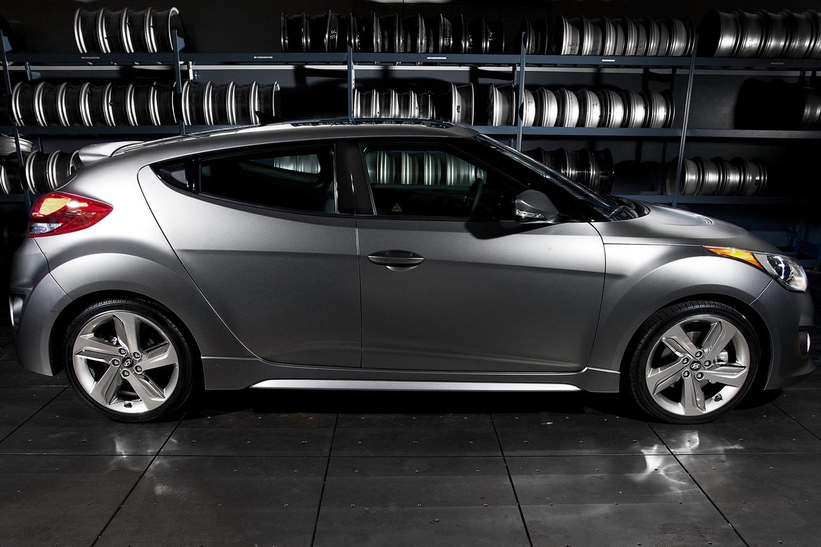 2013 Hyundai Veloster Gains Turbo Package     - VWVortex com