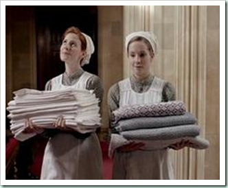 downton maids