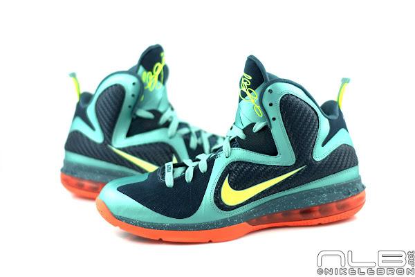 20995b16363b The Showcase Nike LeBron 9 8220Cannon8221 Best One ...