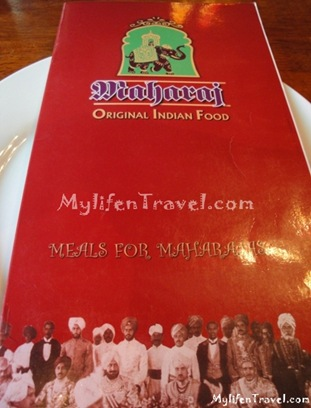 Maharaj Original indian Food 2