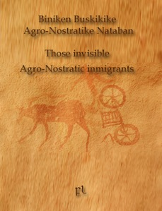 Those invisible Agro-Nostratic Inmigrants Cover