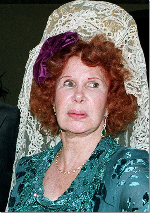 Duquesa de Alba / The Duchess of Alba <br />NO COPYRIGHT SENT