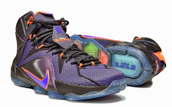 finest selection 0029c 41320 The Showcase: Nike LeBron XII (12) Instinct | NIKE LEBRON ...