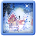 Christmas Silent Night LWP icon