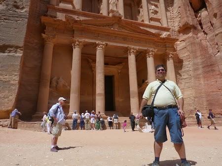 Obiective turistice Iordania: Tezaurul din Petra