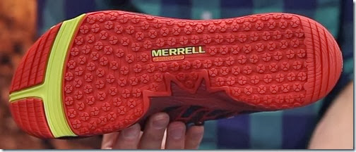 Merrell AllOut Fuse Sole