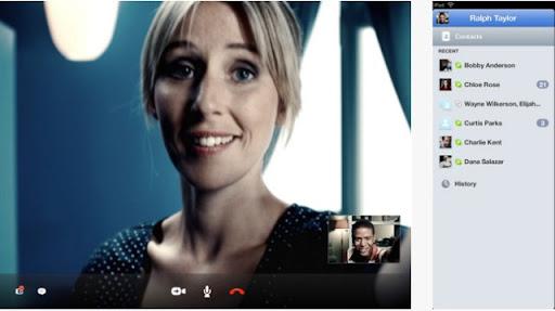 Skype para iPad gratis