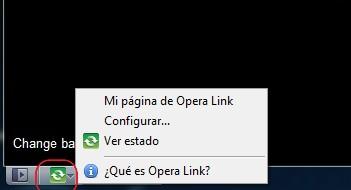 Opera contraseñas