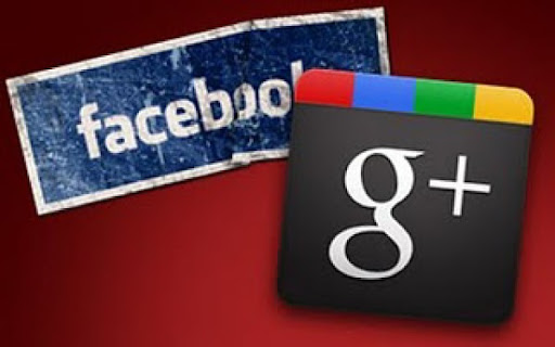 Google+ plus es mejor que Facebook