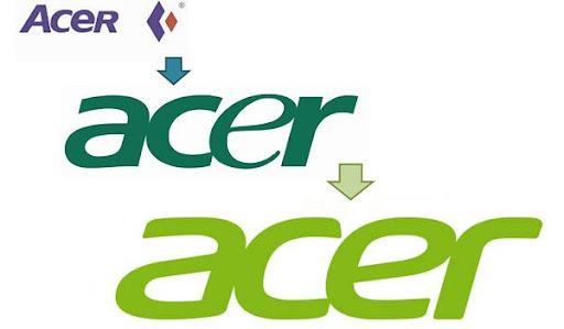 Acer remodela su logo
