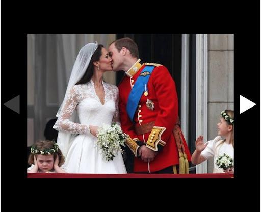 imágenes de la boda real