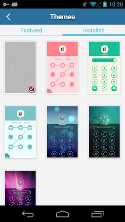 AppLock Theme Xmas & New Year 1.1 screenshot 6251