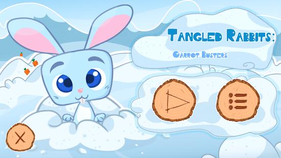 Tangled Rabbits Carrot Busters - screenshot thumbnail