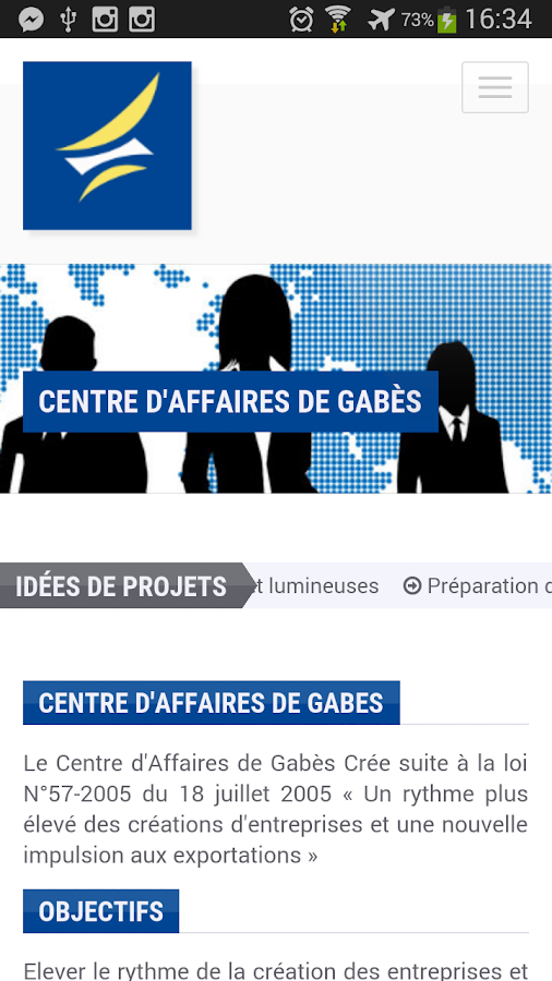 Centre d'affaire gabes